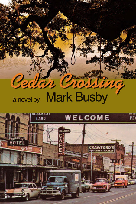 Cedar Crossing by Mark Busby