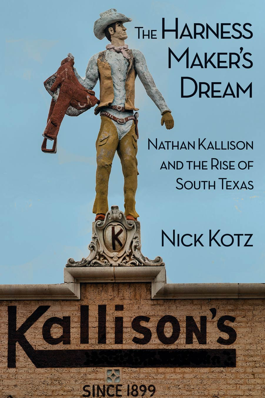 the harness maker's dream by nick kotz