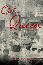 chili queen mi historia cover