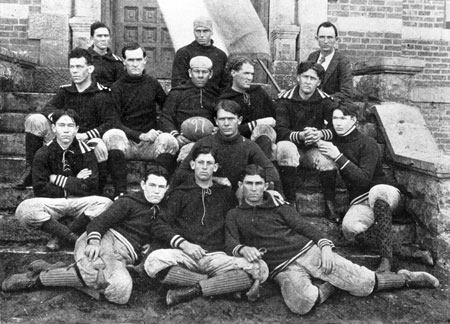 tcu football team in 1897
