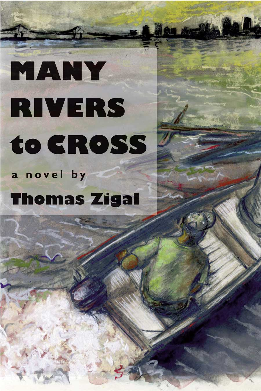 many rivers to cross cover